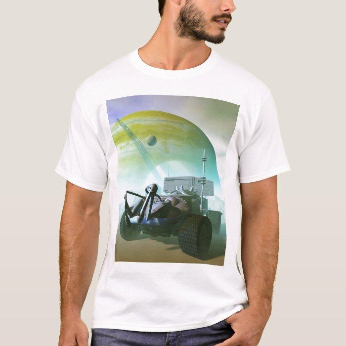 Robotic Landrover T-Shirt