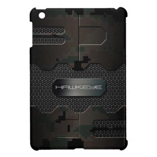 Robotic Marines Digital Camouflage Case iPad Mini Cover