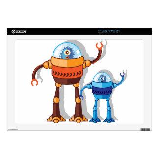 Robotic Monster Laptop Skins