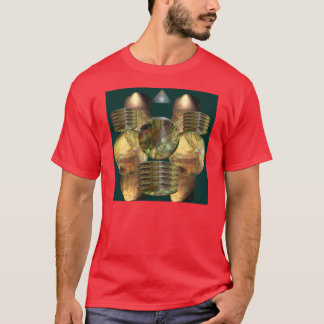 Robotic Poise by Anjo Lafin T-Shirt