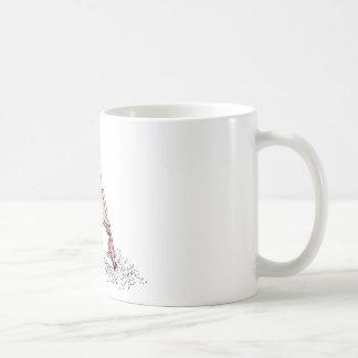Robotic Vacuum Cleaner Classic White Coffee Mug