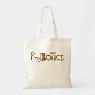 Robotics Budget Tote Bag