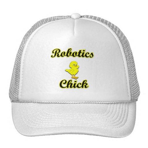 Robotics Chick Hats