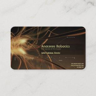 Robot Business Cards Zazzle
