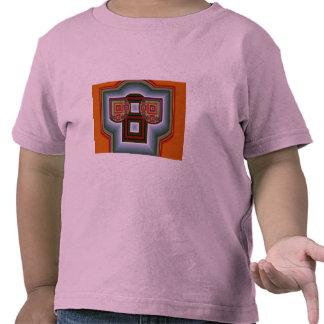 Robotics Fractal T Shirt