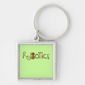Robotics Keychain