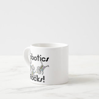 Robotics Rocks Espresso Cup