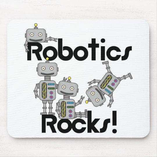 Robotics Rocks Mouse Pad