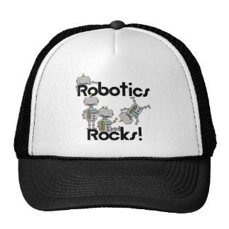 Robotics Rocks Trucker Hat
