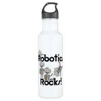Robotics Rocks Water Bottle