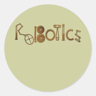 Robotics Stickers