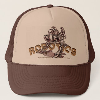 """Robotics"" Trucker Hat"