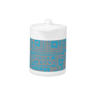 Robotika Circuit Board Teapot