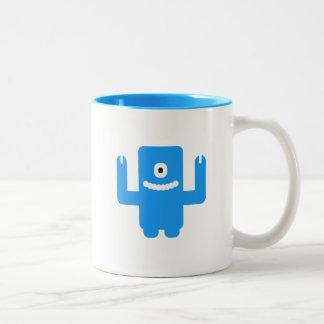 Robotiq Two-Tone Coffee Mug