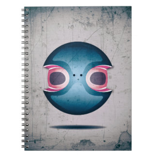 Robotohead Notebook