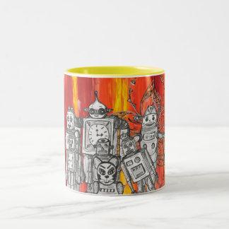 Robots7 Mug