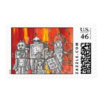 robots7 stamp