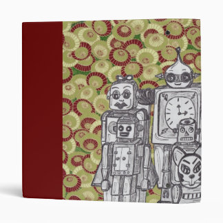 Robots 18 binder