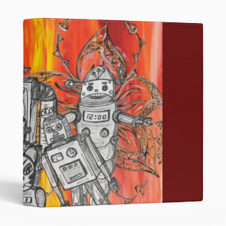 Robots 7 binder