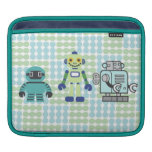 Robots & Androids iPad Sleeves