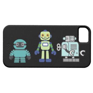 Robots & Androids iPhone SE/5/5s Case