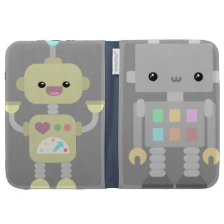 Robots At Play Kindle Cases