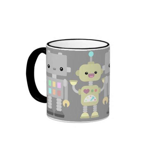 Robots At Play Mug
