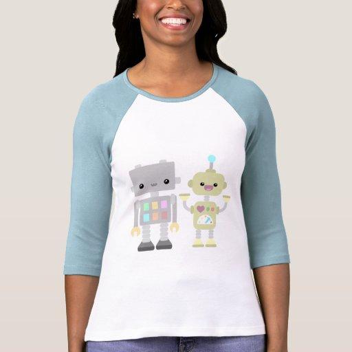 Robots At Play T-shirt