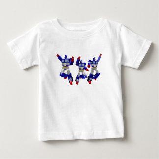 Robots Baby T-Shirt