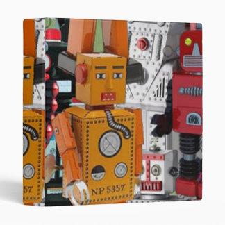 Robots Binder