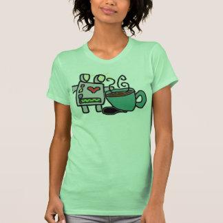 Robots & Coffee Tanktop