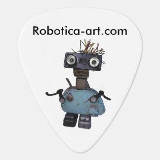 ¿Robots del amor? ¿Guitarra del juego? ¡Consiga Plumilla De Guitarra