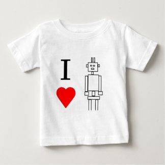 robots del corazón i playera