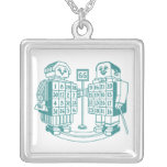 Robots del cuadrado 66 de los cuadrados mágicos de