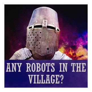 ¿Robots en el pueblo? Cojinete