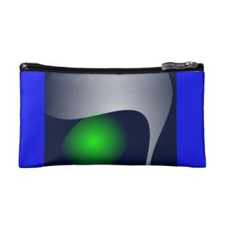 Robot's Green Eye Cosmetics Bags