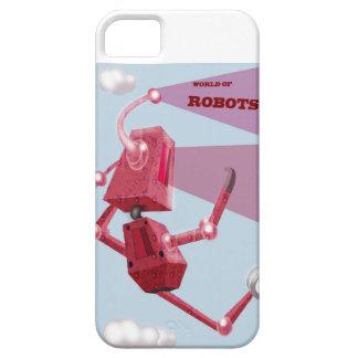 Robots iPhone SE/5/5s Case