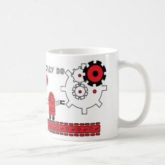 robots love Cherokees Mug