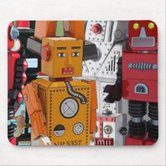 Robots Mousepad Tapete De Ratones