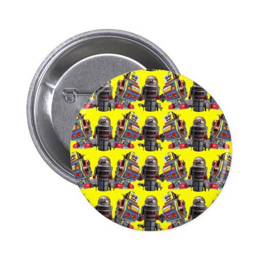 Robots Pins