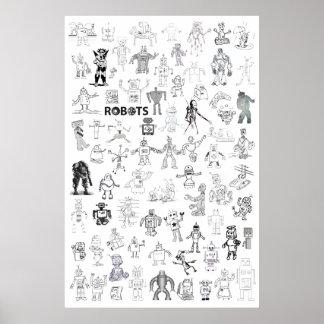 Robots Print