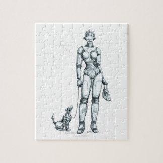 Robots Rompecabezas