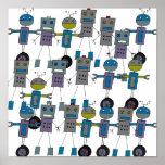 Robots, Robots, Robots! Poster