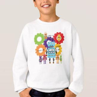 Robots Rule Sweatshirt