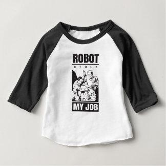 robots stole my job baby T-Shirt