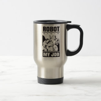 robots stole my job travel mug