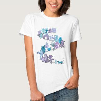 Robots T-Shirt