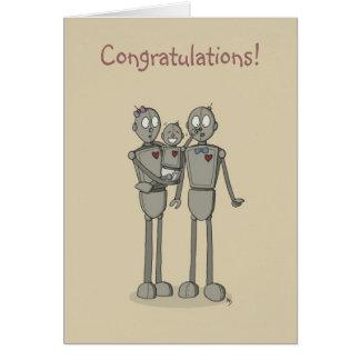 Robots Felicitación