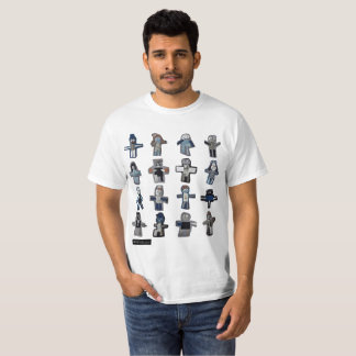 ROBOTS tee for dad