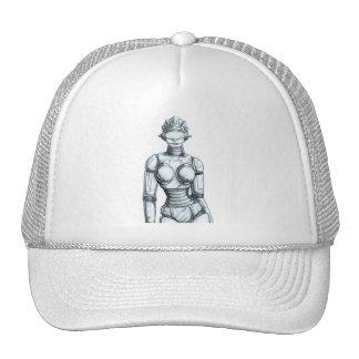 Robots Trucker Hat